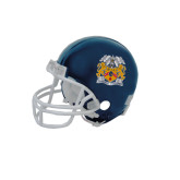 Riddell Replica Navy Mini Helmet-Crest