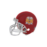 Riddell Replica Red Mini Helmet-Crest