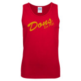 Red Tank Top-Dons Est 1931