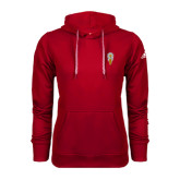 Adidas Climawarm Red Team Issue Hoodie-Badge