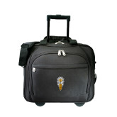 Embassy Plus Rolling Black Compu Brief-Badge