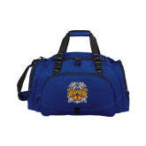 Challenger Team Navy Sport Bag-Crest