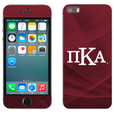 iPhone 5/5s Skin-Official Greek Letters