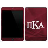 iPad Mini 3 Skin-Official Greek Letters