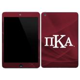 iPad Mini 3 Skin-Official Greek Letters