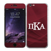 iPhone 6 Skin-Official Greek Letters