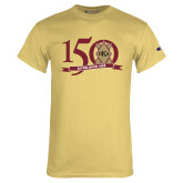 Champion Vegas Gold T Shirt-150 Years