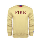 Champion Vegas Gold Fleece Crew-PIKE