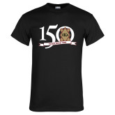 Black T Shirt-150 Years