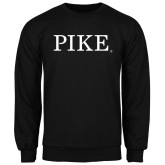 Black Fleece Crew-PIKE