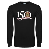 Black Long Sleeve T Shirt-150 Years