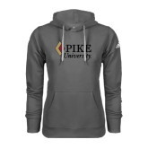 Adidas Climawarm Charcoal Team Issue Hoodie-PIKE University