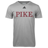 Adidas Climalite Sport Grey Ultimate Performance Tee-PIKE