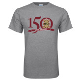 Grey T Shirt-150 Years