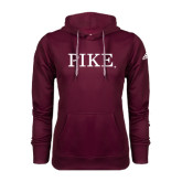 Adidas Climawarm Maroon Team Issue Hoodie-PIKE