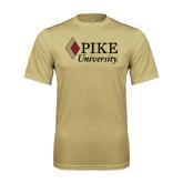 Performance Vegas Gold Tee-PIKE University