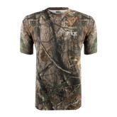 Realtree Camo T Shirt-PIKE
