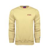 Champion Vegas Gold Fleece Crew-PIKE