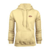 Champion Vegas Gold Fleece Hoodie-Official Greek Letters