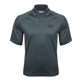 Charcoal Dri Mesh Pro Polo-Official Greek Letters