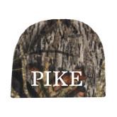 Mossy Oak Camo Fleece Beanie-PIKE
