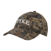 Oilfield Camo Structured Hat-PIKE
