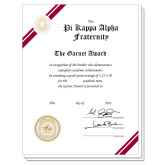 Garnett Personalized Scholarship Award-