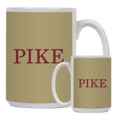Full Color White Mug 15oz-PIKE