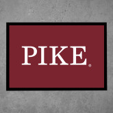 Full Color Indoor Floor Mat-PIKE