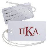 Luggage Tag-Official Greek Letters