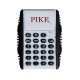 White Flip Cover Calculator-PIKE