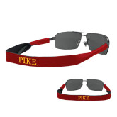 Croakies Cardinal Thin Band Sunglasses Strap-PIKE