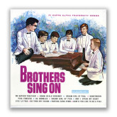 Brothers Sing Along Record Album-