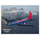 24 x 18 Poster Mounted to Foam Core-PC-7 MKII Rocky Terrain