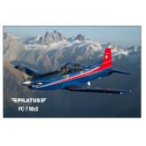 24 x 36 Poster-PC-7 MKII Rocky Terrain