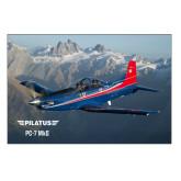 5 x 7 Photographic Print-PC-7 MKII Rocky Terrain