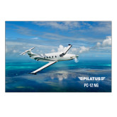 5 x 7 Photographic Print-PC-12 NG Ocean View