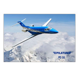 5 x 7 Photographic Print-PC-24 Over Snowy Mtns