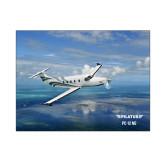 8 x 10 Photographic Print-PC-12 NG Ocean View