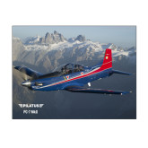 11 x 14 Photographic Print-PC-7 MKII Rocky Terrain
