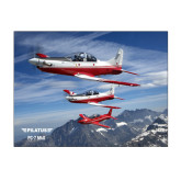 11 x 17 Photographic Print-PC-7 MKII 3 Aircrafts