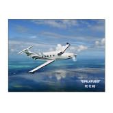 11 x 17 Photographic Print-PC-12 NG Ocean View