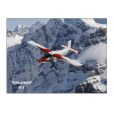 15 x 20 Photographic Print-PC-6 Over Snowy Cliff