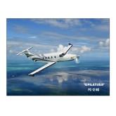 15 x 20 Photographic Print-PC-12 NG Ocean View