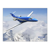 15 x 20 Photographic Print-PC-24 Over Snowy Mtns