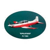 Medium Decal-PC-7 MKII Over Water