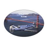 Medium Decal-PC-12 NG Bridge View