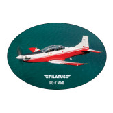 Large Decal-PC-7 MKII Over Water