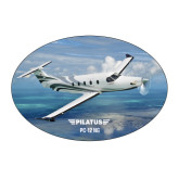 Large Decal-PC-12 NG Ocean View