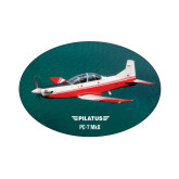 Small Decal-PC-7 MKII Over Water